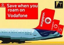 Vodafone Ireland SIM - RED roaming - Great rates in Europe, USA and Canada