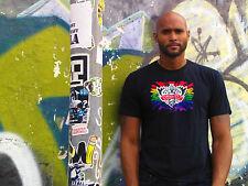 SMIRNOFF VODKA / 2012 Pride Tie-In Black 100% Cotton Size XL T-Shirt