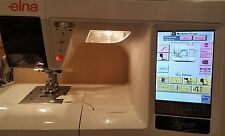 Elna Xquisit 9010  Sewing Embroidery Quilting  Machine