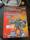 Silverstreak TRU Sealed MISB NEW Commemorative Reissue Transformers