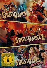 DVD-BOX NEU/OVP - Streetdance 1-3