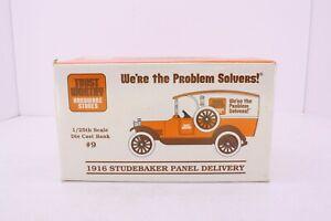 Spec-Cast Trust Worthy Hardware Stores 1916 Studebaker Die Cast Coin Bank NOS