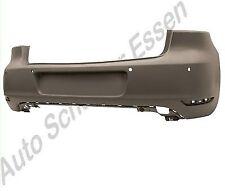 VW Golf VI 5K1 ab 2008 bis 2012 Stoßstange hinten grundiert für PDC Stoßfänger