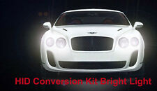 35w H11 5000K CAN BUS Xenon HID Conversion KIT Warning Error Free white light