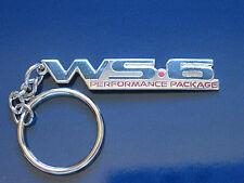 Pontiac Firebird Trans Am GTA Formula WS6 Performance Package Keychain 2 colors