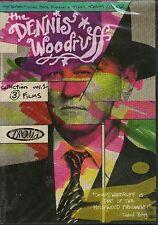 DENNIS WOODRUFF-Vol 1-Troma-2 DVD Set-Region Free-BRAND NEW-Still Sealed
