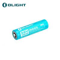 1 x Olight Customized 18650 3200mAh Battery for S2R Baton II Flashlight