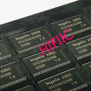 5PCS HY57V641620HGT-H 4Banks x 1M x 16Bit Synchronous DRAM