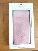 Radley iPhone X/XS Phone Case BNWT RRP £49 BNIB