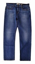 2016 NWT MENS ELEMENT ROCHESTER JEANS $50 32 Indigo Mid Stone classic fit