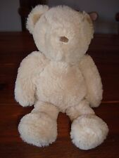 NEXT BEIGE TEDDY BEAR 12 INCHES VGC