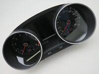 6C0920746A Original Tacho Kombiinstrument Chrom 280km/h Benzin VW Polo 6C GTI