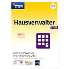 WISO Hausverwalter Start 2018