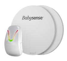 BABYSENSE 7 Baby Atmungsmonitor mit 2 Sensormatten Atmungsmonitor