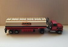 Matchbox 1973 Super Kings Texaco Truck K-115 Ford LTS Tractor Articulated Tanker