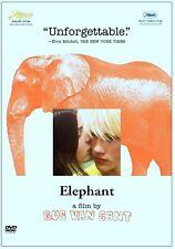 ELEPHANT NEW 2004 DVD Gus Van Sant Columbine High School Massacre Alex Frost