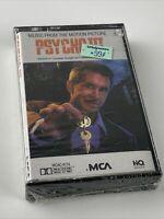 Psycho III 3 Soundtrack Cassette Tape 1986 MCA Horror Norman Bates SEALED