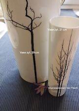 Dibbern Black Forest - 1 Vase zylindrisch 21 cm - NEU