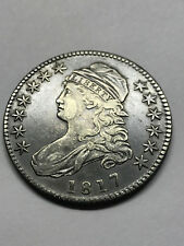 1817 Capped Bust/Lettered Edge Half Dollar XF #10759