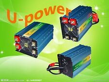 2500W Grid Tie Inverter 28V-48VDC/220VAC With MPPT Charger 24V(36VMP)Solar Panel
