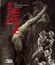 Rops et Auguste Rodin : Les embrassements humains - Hazan
