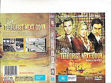 The Terrorist Next Door*DVD*R4*New & Sealed*Chris Martin*True Story