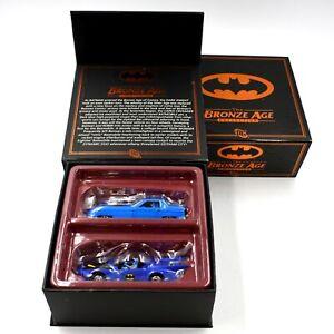 Corgi - DC Comics Batman The Bronze Age Collection 1:43 Scale Batmobile