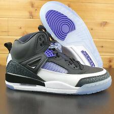 Air Jordan - Spizike Black Dark Concord White 315371 005 Men's Sz 10