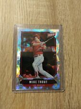 2018 Panini National Silver Pack MIKE TROUT parallel 2/5 Angels