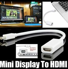 Mini Display Port to HDMI Adapter Adaptor For Pro MACBOOK AIR IMAC Apple Mac
