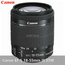 Canon EF-S 18-55mm F3.5-5.6 IS STM Zoom Lens Kit