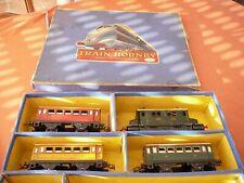 coffret HORNBY locomotive PO + 3 voitures 1ère 2ème 3ème classe - idem JEP - LR
