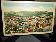 Vintage Postcard Birds Eye View of Lead South Dakota