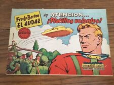 FREDY BARTON, EL AUDAZ nº 1 (Valenciana, 1961)