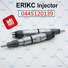 ERIKC Diesel Injector 0445120139 for Bosch Engine RENAULT Midlum II 160 118KW