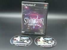Star Ocean - Till the End of Time  | PS2 | Playstation 2 | getestet | NTSC