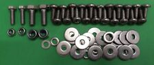 Land Rover Defender 90 / 110 STAINLESS Gear Box Tunnel Cover Panel Screws Bolts
