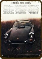 1975 PORSCHE 917 RACE CAR 911 /& 914 Sports Car REPLICA METAL SIGN