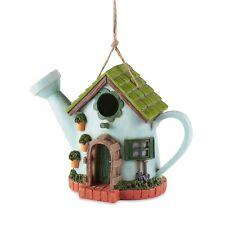 watering Can home garden Bird house birdhouse Yard decor