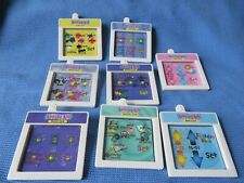 Amazing Ally Doll interactive Activity Book Cartridge replacement accessory Lot