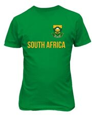 Cricket South Africa Jersey Style Fans Supporter Men's T-shirt