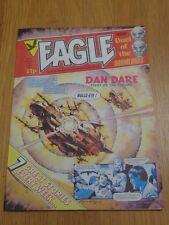EAGLE 25TH JUNE 1983 BRITISH WEEKLY IPC MAGAZINE