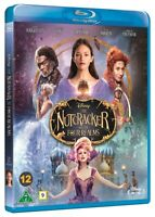 The Nutcracker and the Four Realms Blu Ray