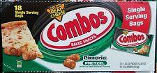 Combos ~ Pizza Flavor Filled Pretzels ~ 18 Count ~ Snacks, Pizzeria ~ Free Ship