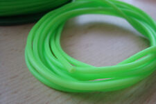 **  Rubber Tubing for Jewellery/Crafting GREEN Colour - 2.0mm DIAMETER  1mm **