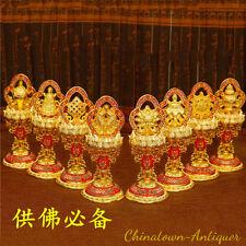 """New Tibetan buddhism """"Eight Auspicious"""" Vajra Dorje Dorje Phurba Talisman #T016"""