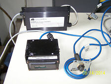 Accu-Sort Systems Inc Model 22 Barcode Scanner & GP-040 Power Supply & Sensor
