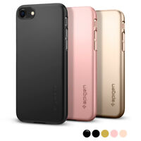 iPhone 8 / 8 Plus / 7 / 7 Plus Case I Spigen® [Thin Fit] Ultra Slim Cover