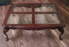Ethan Allen Coffee Tables 3 Piece Set