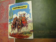 Acquaviva ( Jean ) Pétillot ( Loys ) Tombstone, une aventure de Bill Jourdan